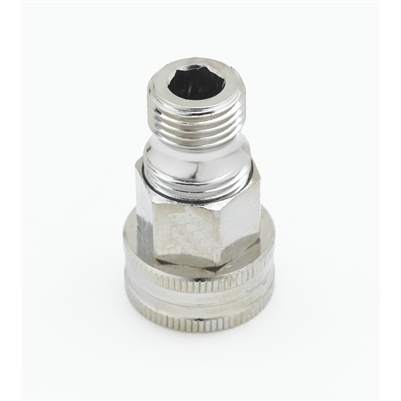 T&S 059A Garden Hose Adapter Female X 3/4-14UN Male