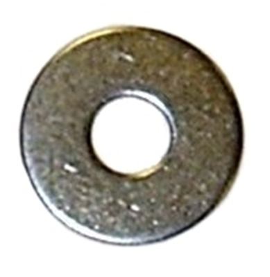 Stainless Steel Round Washer to be Used w/ Bolt Caps