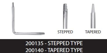 Angled Seat Tool tapered type
