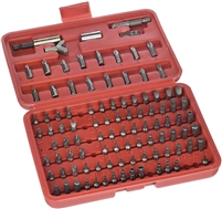 100 BITS IN A KIT FOR SCREWDRIVER