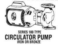 bell and gosset series 100 iron circulatory pump