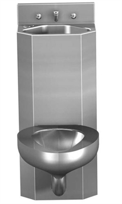 "Acorn 3315 15"" Toilet-Lavatory Comby Replacement"