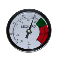 Leonard  37C30A Dial Thermometer