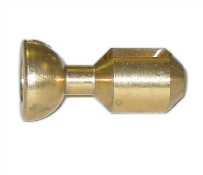 Willoughby 380118 Brass Toggle Lever