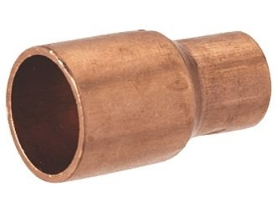 "1-1/2""x3/4"" Copper Reducer Fitting FTGxC"