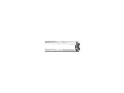"Threaded Tube One End 1-1/4""x12"" 17 GA"