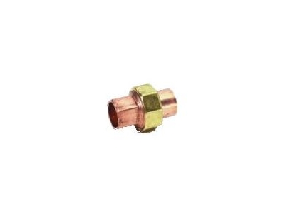"1-1/4"" Copper Union SWTxSWT"