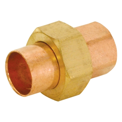 "1-1/2"" Copper Union SWTxSWT"