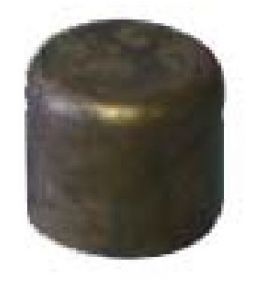 "1-1/4"" Copper Tube Cap"