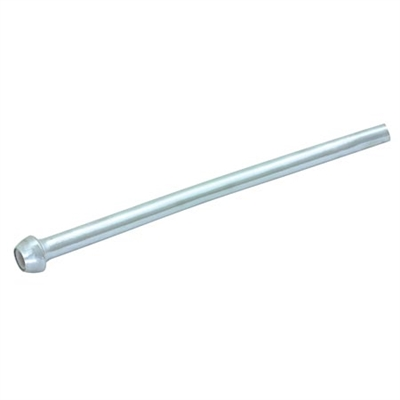 "Chrome Plated  Supply Tube for Lavatory 3/8"" x 12"""