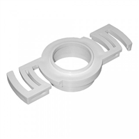 Urinal Flange 2 PVC-Socket