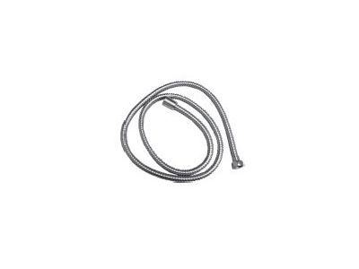 "Hose for Hand Shower Chrome Plated 60"" Single Spiral 495 60 PK"