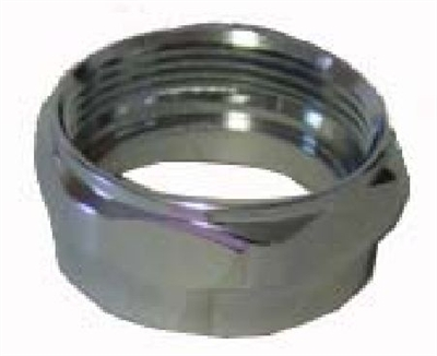 Cowl nut for vacuum breaker tubes