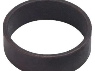 "3/4"" Black Copper Pex Crimp Ring"