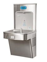 Acorn A171400S-VR-BFS2-BCD Drinking Fountain with Bottle Filler S/S Finish