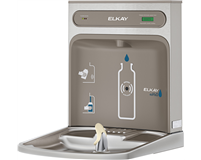 Elkay LZWSRK EZH2O Bottle Filling Station RetroFit Kit Filtered, Non-Refrigerated Stainless