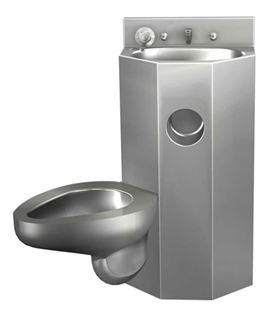 "Acorn R1418 18"" Toilet-Lavatory Comby Replacement (R-Series)"