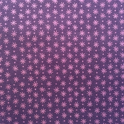 Purple Asterisk