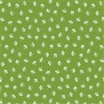 7264-G Green Berry Sprig