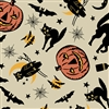 8842-L Haunting Halloween Collage