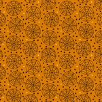 8844-O Haunting Orange Web Orbs