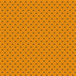 8851-O Harvest Moon Cheddar Orange Cat Eyes