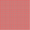 #9092-R2 French Chateau Cherry Checks