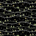 Mistletoe Black Trees Landscape