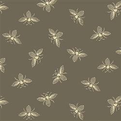 Farmhouse Backing Fabric #9084-N1 3-5/8 YDS