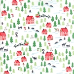 Chimney Stockings Mini Backing Fabric