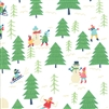 Tree Farm Backing Fabric
