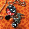 Halloween Charm Necklace