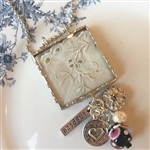 Hankie Charm Necklace