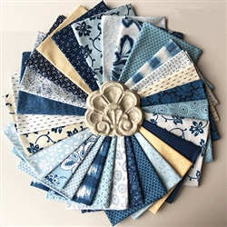 28 Annabella Fat Quarters