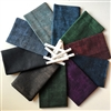 Chalk & Charcoal Fat Quarters