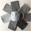 Gray Fat Quarters