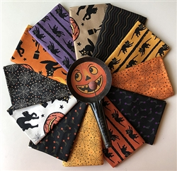 Haunting Fat Quarters