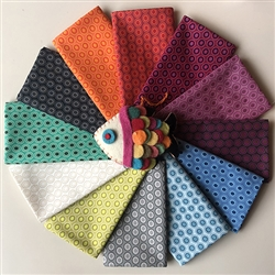 Oval Elements Fat Quarters