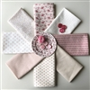 Flower Bed Cream Fat Quarters
