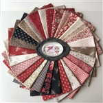 Cologne & Cotton Fat Quarters