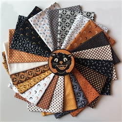 Sleepy Hollow Fat Quarters