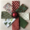 SNOW VERY MERRY Fat Quarters