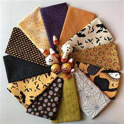 Webs & Warts Fat Quarters