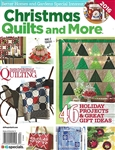 Christmas Quilts and More Bookazine