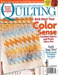 American Patchwork & Quilting June 2012 Magazine