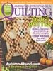 American Patchwork & Quilting October 2015 Magazine