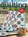 American Patchwork & Quilting Aug 2019 Magazine