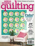 American Patchwork & Quilting June 2020 Magazine