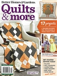 Quilts and More 2019 Fall Magazine