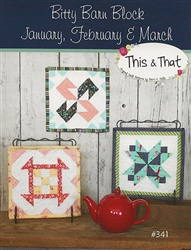 Bitty Barn Jan-Feb-Mar Pattern